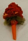 Kytica ruží ručne vyrobená